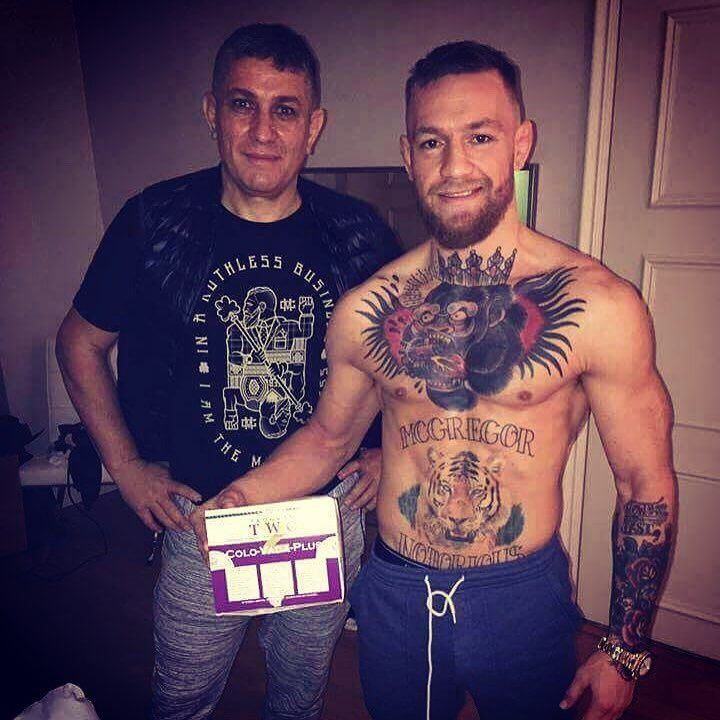 Program 2 Colo-Vada Plus Conor McGregor colovada c
