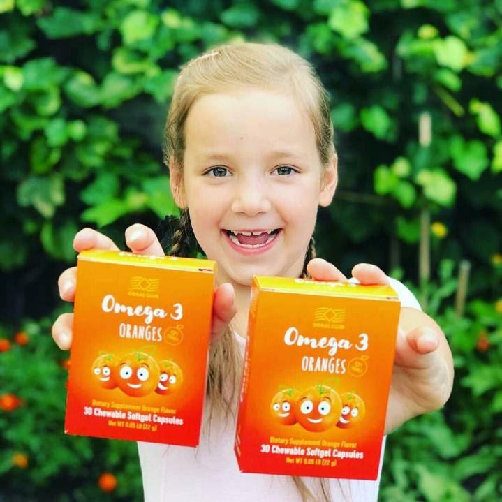 omega3 dla dzieci