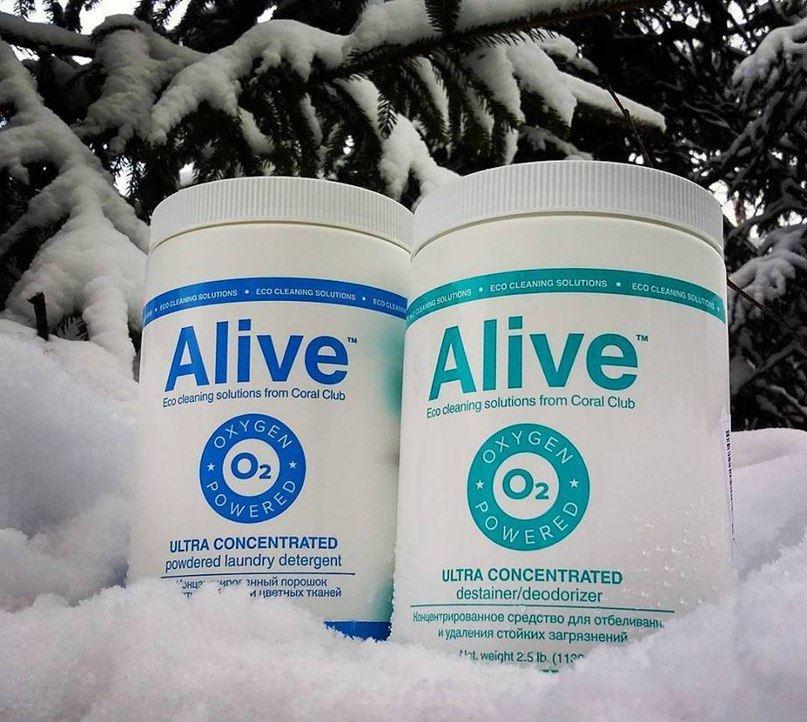 Alive Skoncentrowany środek do wybielania i usuwania uporczywych zabrudzeń