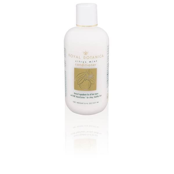 Citrus mint conditioner Balsam dla wlosow Royal Botanika Naturalny 600x600