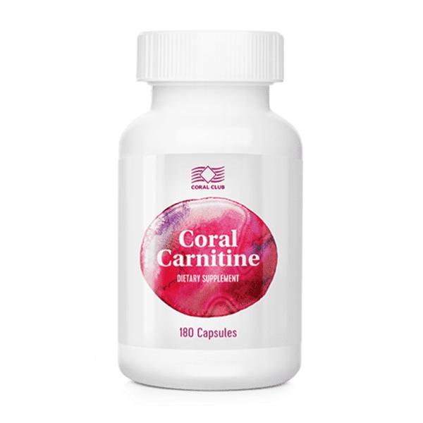 Coral Carnitine Carnitina odchódzanie c 600x600