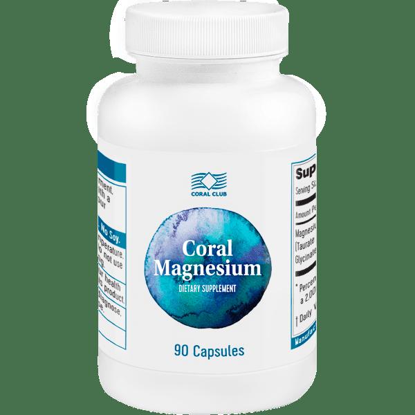 Coral Magnesium Coral magnesium magnes 1 c