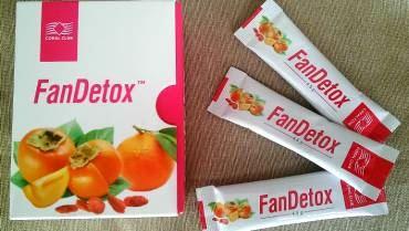 """Detoksykacja i regeneracja wątroby w sposób naturalny. Suplement Diety """"Fan Detox"""""""