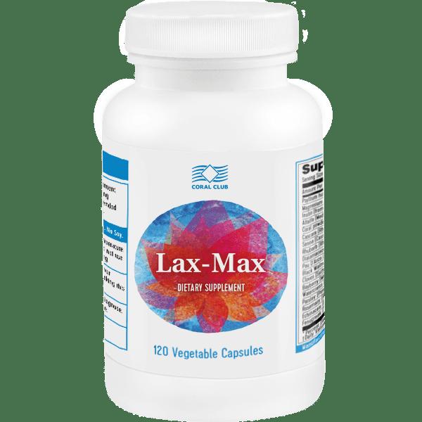 Lax-Max Lax Max zoła oczyjające organizm detox c