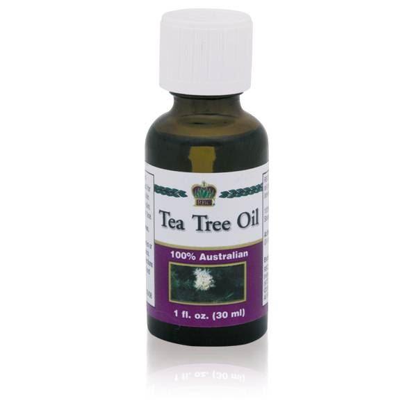 Tea Tree Oil Olej z drzewa herbaczanego 600x600