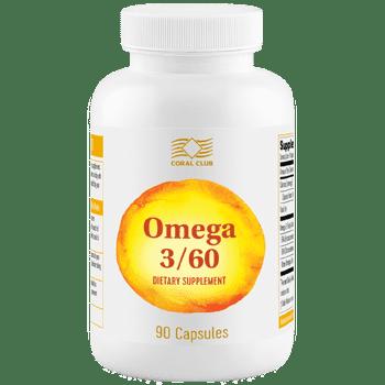 Omega 3/60 90kaps. Omega 3 90 kapsulek c