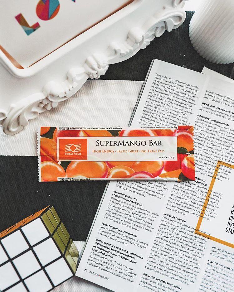 SuperMango Bar