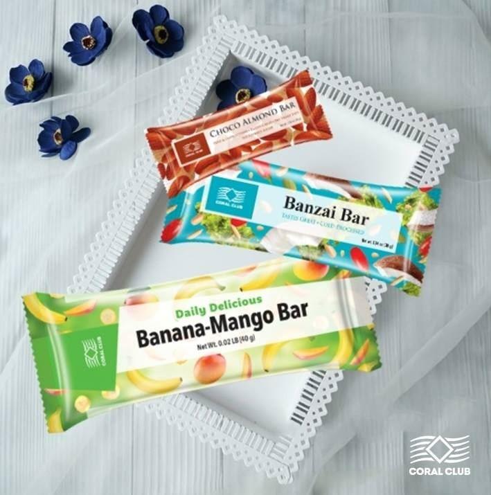 Program suplementacji diety banana mango bar