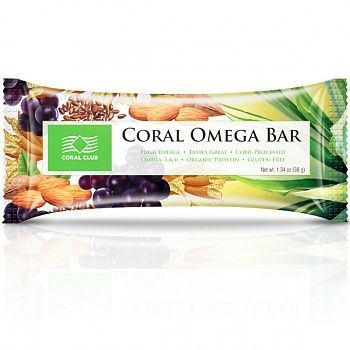 Batonik Coral Omega Bar