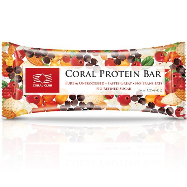 Batonik Coral Protein Bar