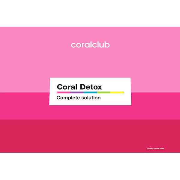 Zestaw Coral Detox