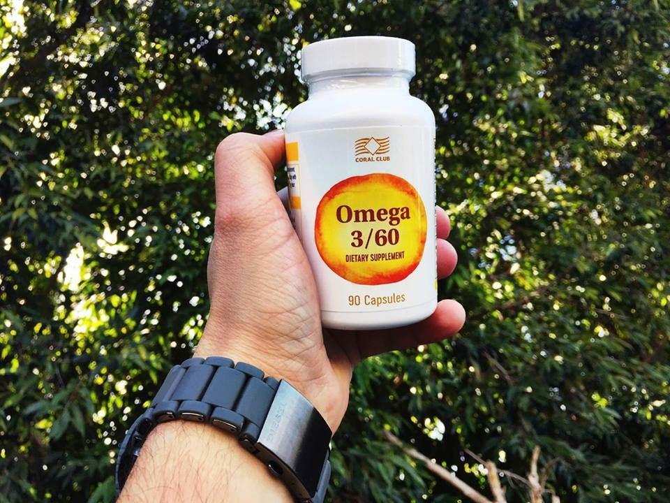 Omega 3/60 90kaps. omega 3 90 kapsulek