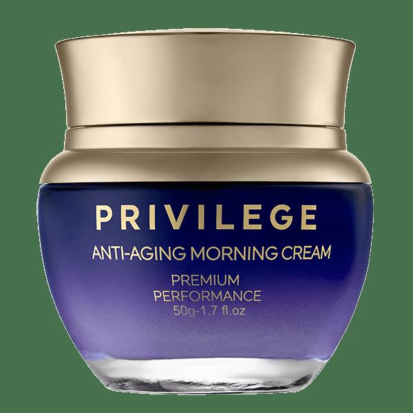 Privilege Przeciwstarzeniowy krem na dzień do twarzy i szyi privilege odmładzający krem na dzień 600x600