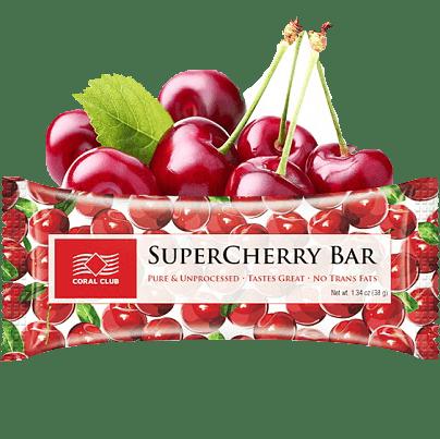 Batonik SuperCherry Bar super cherry bar c