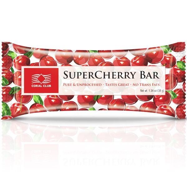 Batonik SuperCherry Bar