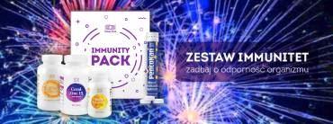 Immunity Pack – zestaw na odporność firmy Coral Club.