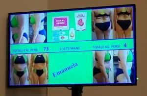 Rezultaty stosowania produktów Coral Club, zdjęcia z Mediolanu-2017 coral club redukcja 300x196