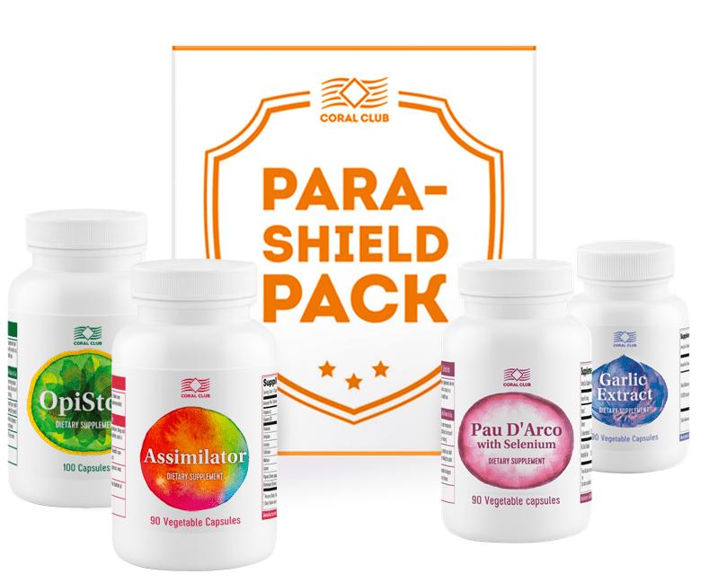 Zestaw Para-Tarcza parashield paratarcza pack