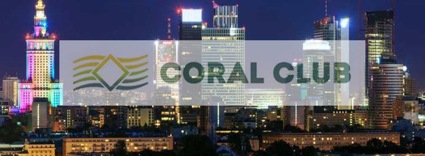 Eventy Zdrowie Koralowe forum w warszawie coral club