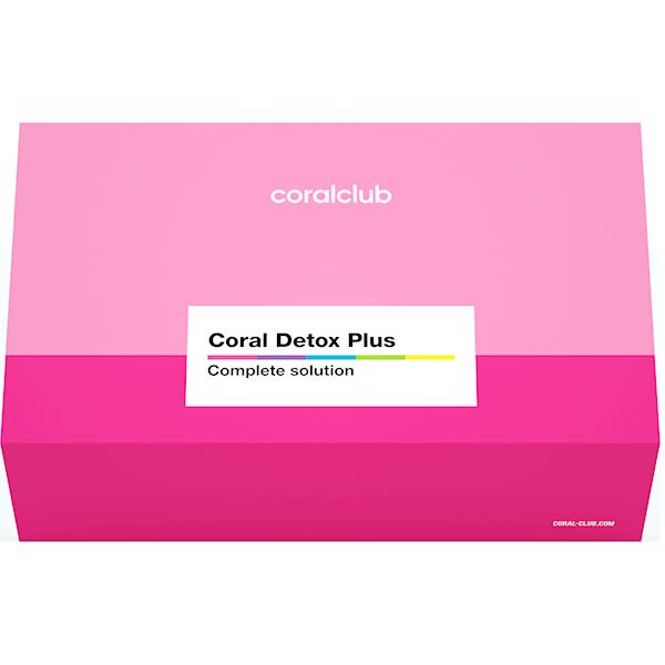 Zestaw Coral Detox Plus