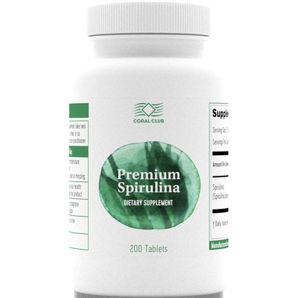 Premium Spirulina 2163 Premium Spirulina large 600 600x600