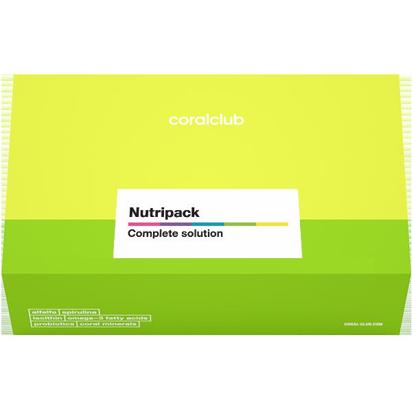 Nutripack zestaw