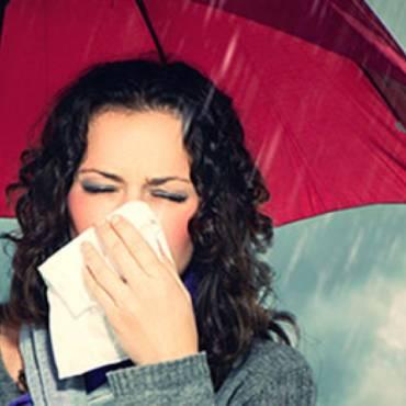 Jak uniknąć przeziębienia w czasie jesiennej słoty?